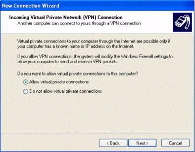 Creating A VPN Connection In Windows