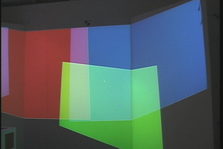 Multi Projector Display